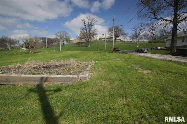 Lot 15 & 16 21ST Street, East Moline, IL 61244 (#QC4215514) :: Paramount Homes QC