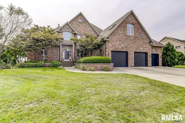 3216 Falcon Point Drive, Springfield, IL 62711 (#CA1002687) :: Kathy Garst Sales Team