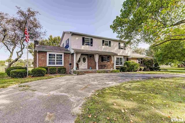 815 W Walnut Street, Chatham, IL 62629 (#CA1002694) :: Killebrew - Real Estate Group