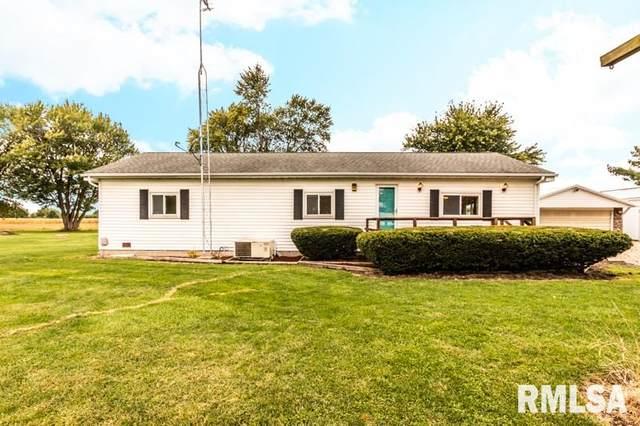 1868 Cemetery Street, Yates City, IL 61572 (#PA1219105) :: Killebrew - Real Estate Group