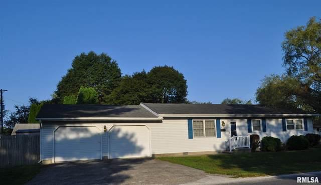 210 N 1ST Street, Auburn, IL 62615 (#CA1002711) :: Killebrew - Real Estate Group