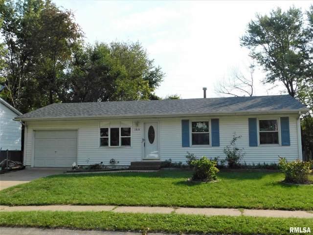 1419 N Stark Street, Davenport, IA 52804 (#QC4215570) :: Paramount Homes QC