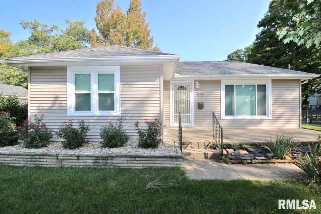 1313 W West Aire Avenue, Peoria, IL 61614 (#PA1219140) :: Nikki Sailor | RE/MAX River Cities