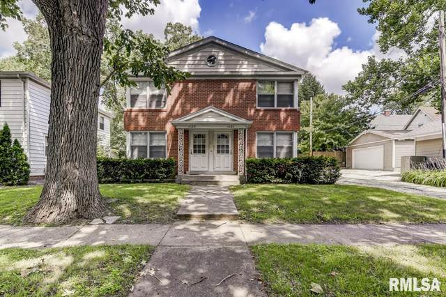 1123 Fayette Avenue, Springfield, IL 62704 (#CA1002728) :: Nikki Sailor | RE/MAX River Cities