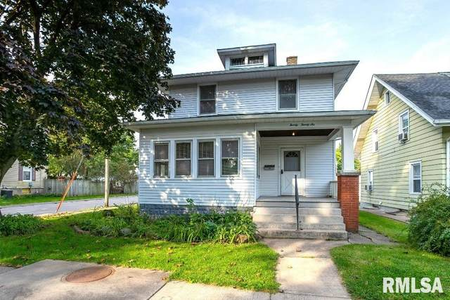2026 Tremont Avenue, Davenport, IA 52803 (#QC4215595) :: Paramount Homes QC