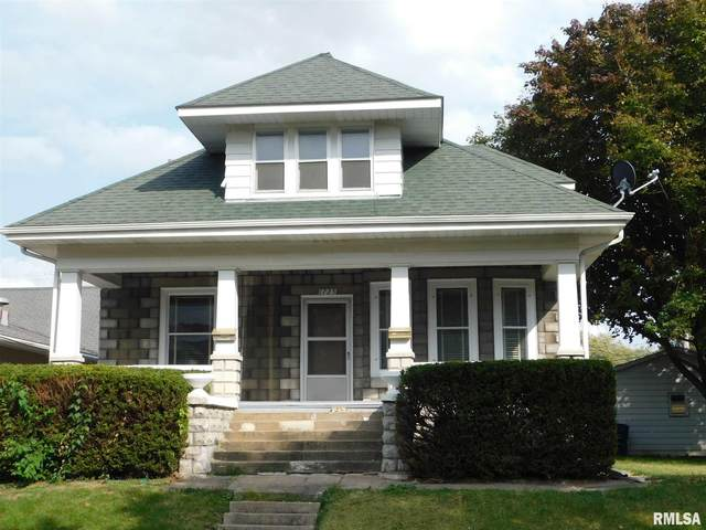 1725 Davie Street, Davenport, IA 52804 (#QC4215598) :: Killebrew - Real Estate Group