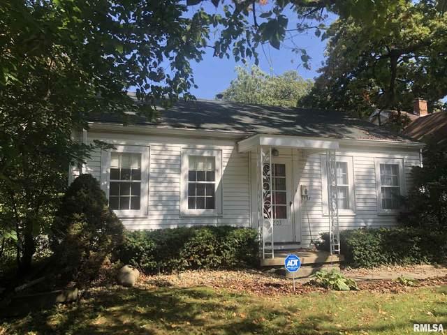 1203 E Maywood Avenue, Peoria, IL 61603 (#PA1219178) :: RE/MAX Preferred Choice
