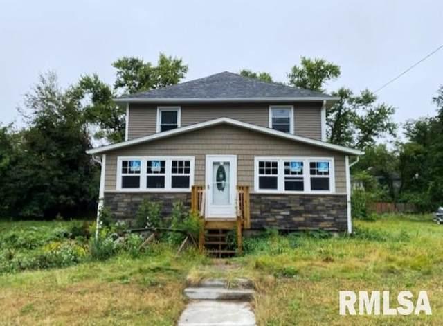 1648 27TH Avenue, Moline, IL 61265 (#QC4215610) :: Paramount Homes QC