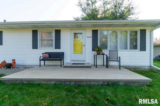 2602 S Tiara Strip, Peoria, IL 61607 (#PA1219186) :: RE/MAX Preferred Choice