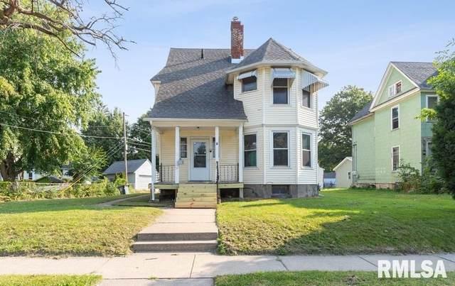 117 S Pine Street, Davenport, IA 52802 (#QC4215617) :: Nikki Sailor | RE/MAX River Cities
