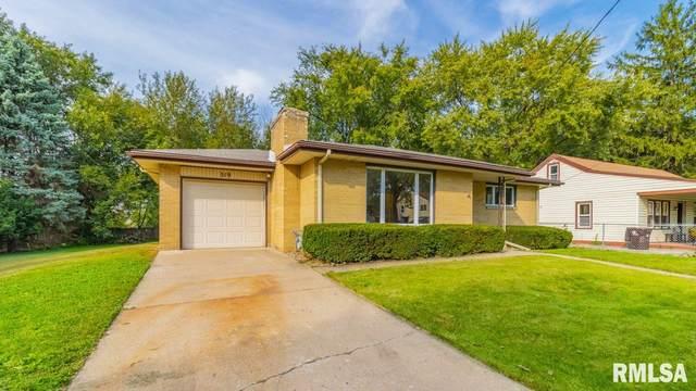 519 E Embert Place, Peoria, IL 61603 (#PA1219195) :: Killebrew - Real Estate Group