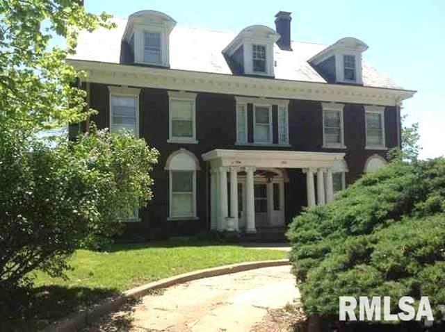 1006 W Moss Avenue, Peoria, IL 61606 (#PA1219199) :: RE/MAX Preferred Choice