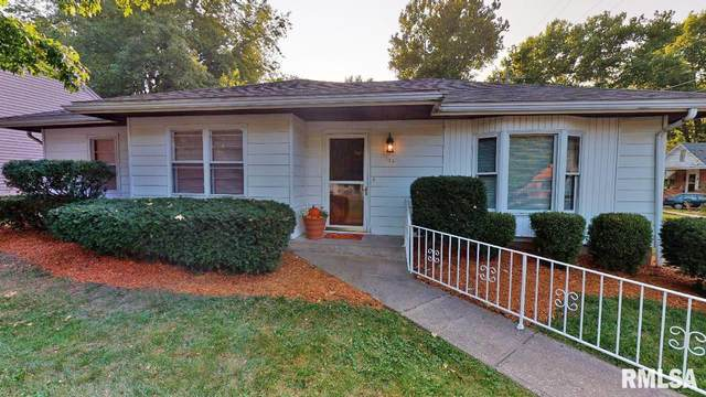 125 N Lincoln Street, Springfield, IL 62702 (#CA1002762) :: Killebrew - Real Estate Group