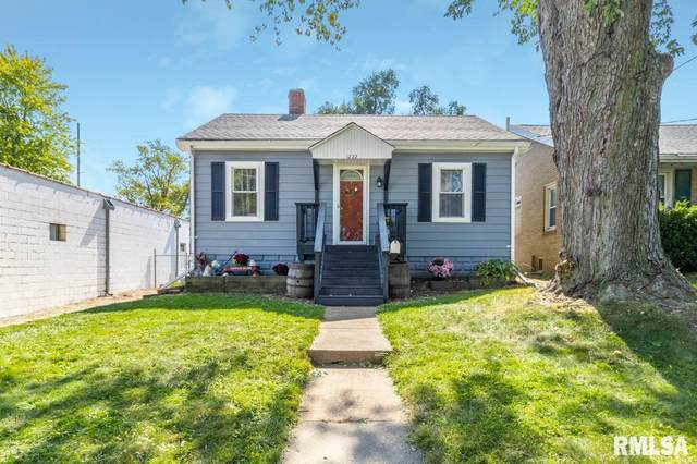 1222 E Sciota Avenue, Peoria Heights, IL 61616 (#PA1219213) :: RE/MAX Preferred Choice