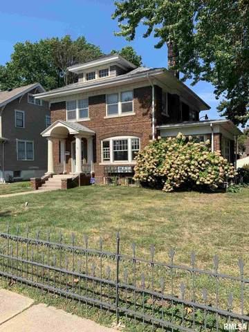 801 W South Grand Avenue, Springfield, IL 62704 (#CA1002771) :: Killebrew - Real Estate Group