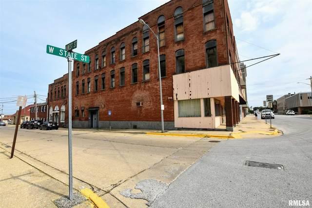 234-238 W State, Jacksonville, IL 62650 (#CA1002780) :: Killebrew - Real Estate Group
