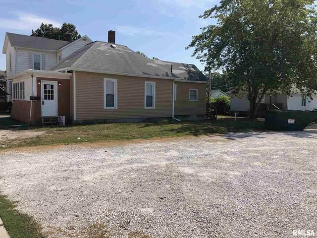 106 E Adams Street, Taylorville, IL 62568 (#CA1002783) :: RE/MAX Professionals
