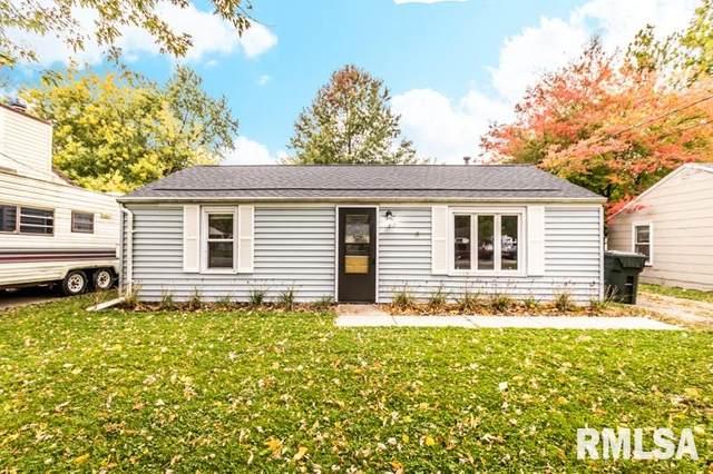 205 Connecticut Street, Washington, IL 61571 (#PA1219236) :: RE/MAX Preferred Choice