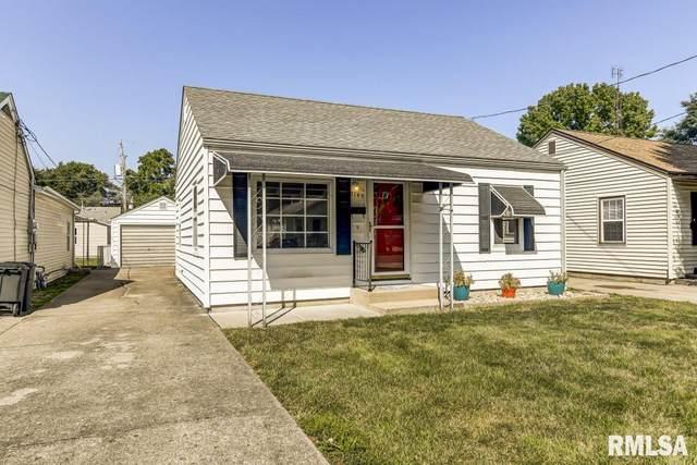 2149 E Reservoir Street, Springfield, IL 62702 (#CA1002792) :: RE/MAX Preferred Choice