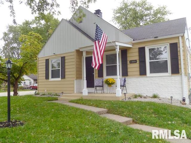 4110 S Lafayette Avenue, Bartonville, IL 61607 (#PA1219254) :: RE/MAX Preferred Choice