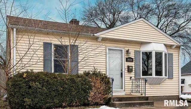1834 39TH Street, Rock Island, IL 61201 (#QC4215681) :: RE/MAX Preferred Choice