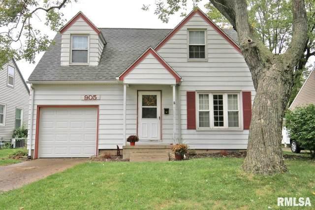 905 E Fairoaks Avenue, Peoria, IL 61603 (#PA1219302) :: Killebrew - Real Estate Group