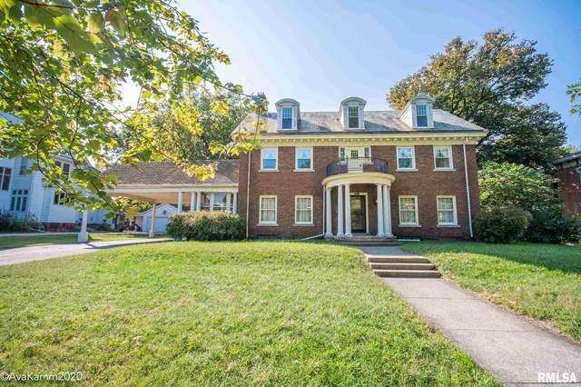 812 Washington Street, Pekin, IL 61554 (#PA1219307) :: Paramount Homes QC