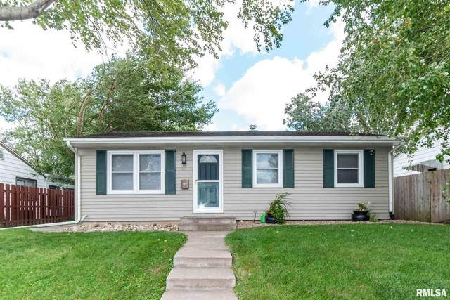 2309 N Linwood Avenue, Davenport, IA 52804 (#QC4215782) :: Paramount Homes QC