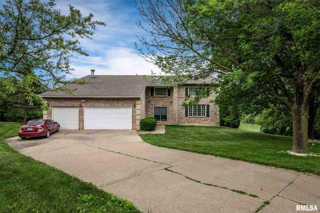 1246 Island View Drive, Sherrard, IL 61281 (#QC4215787) :: Killebrew - Real Estate Group