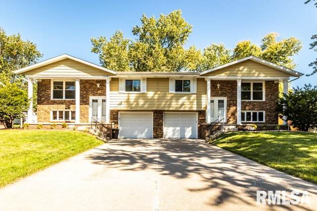 6810-6812 N Fawndale Drive, Peoria, IL 61615 (#PA1219329) :: Killebrew - Real Estate Group