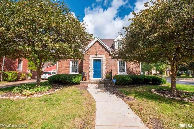 2501 W Sherman Avenue, Peoria, IL 61604 (#PA1219366) :: RE/MAX Preferred Choice