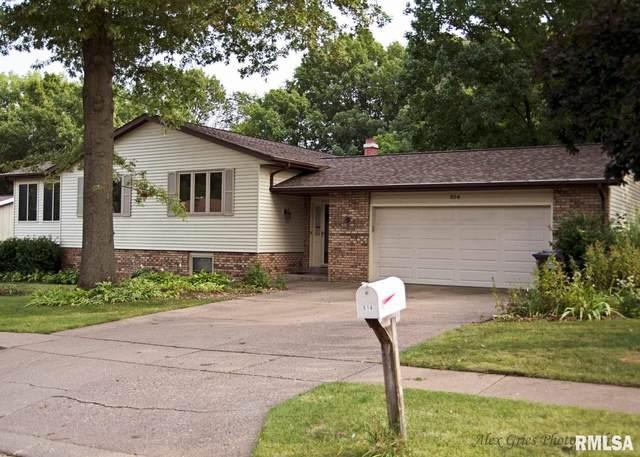 814 Robin Road, Muscatine, IA 52761 (#QC4215842) :: Killebrew - Real Estate Group