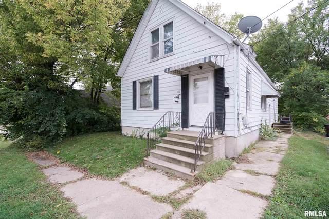 1717 N Gale Avenue, Peoria, IL 61604 (#PA1219402) :: RE/MAX Preferred Choice