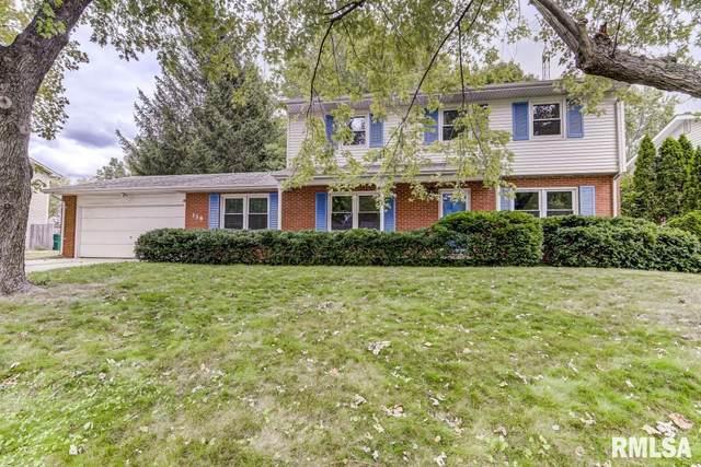 338 Bens Drive, Chatham, IL 62629 (#CA1002916) :: Paramount Homes QC