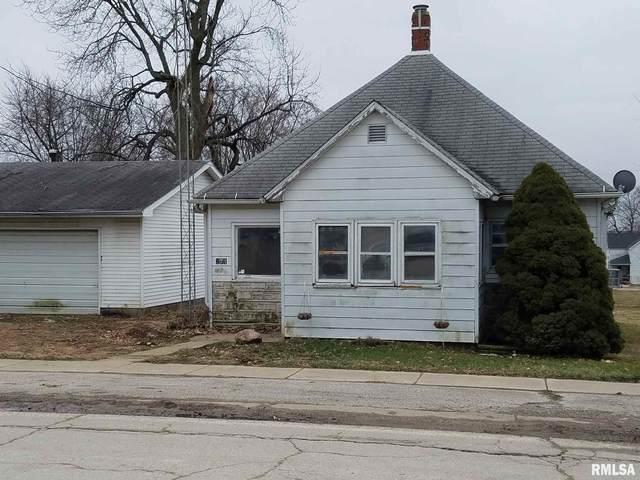 271 Arch Street, Mt Auburn, IL 62547 (#CA1002917) :: RE/MAX Professionals