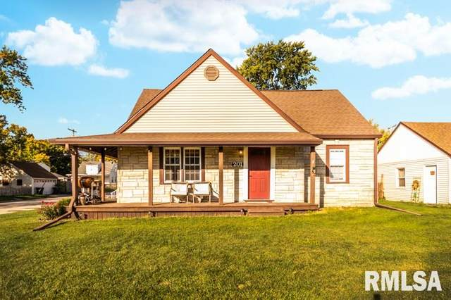 201 Howard Street, East Peoria, IL 61611 (#PA1219482) :: RE/MAX Professionals