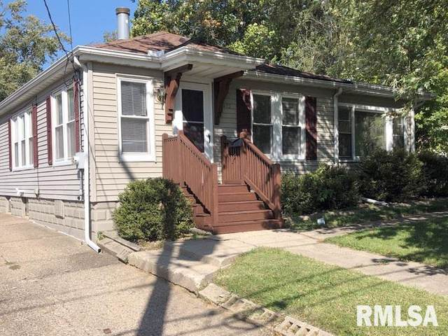 715 E Lake Avenue, Peoria Heights, IL 61616 (#PA1219519) :: RE/MAX Preferred Choice
