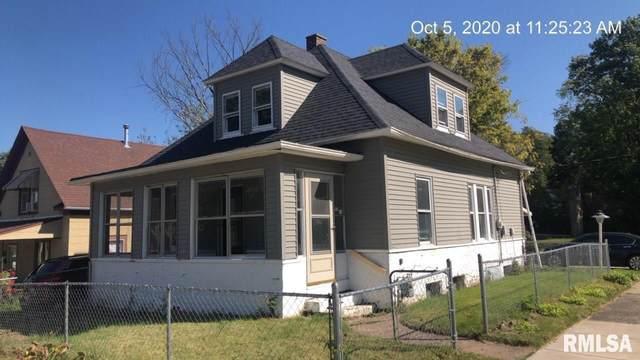 1152 26TH Street, Moline, IL 61265 (#QC4215962) :: Killebrew - Real Estate Group