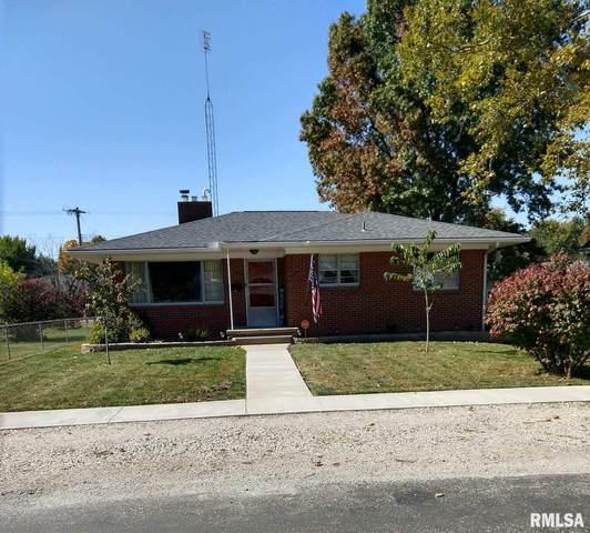 408 N 8TH Street, Auburn, IL 62615 (#CA1002994) :: Killebrew - Real Estate Group
