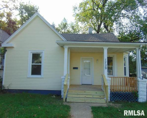 1729 N 9TH Street, Springfield, IL 62702 (MLS #CA1003004) :: BN Homes Group
