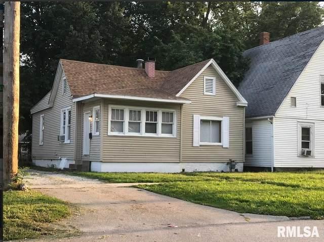 1722 E Jackson Street, Springfield, IL 62703 (MLS #CA1003006) :: BN Homes Group