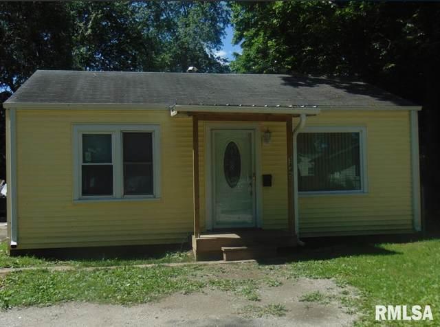 3445 S Lincoln Avenue, Springfield, IL 62704 (MLS #CA1003008) :: BN Homes Group