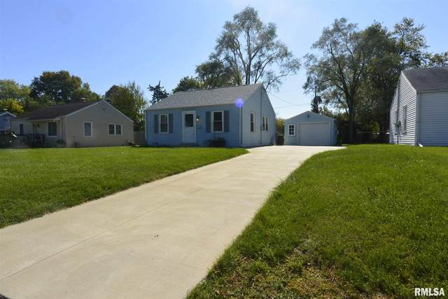 2112 W Hamilton Place, Peoria, IL 61604 (#PA1219542) :: RE/MAX Preferred Choice