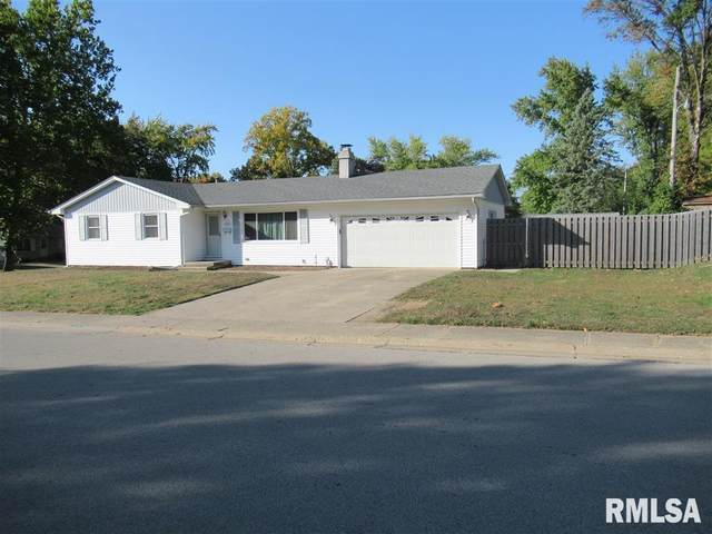 2005 Carol Lane, Springfield, IL 62702 (#CA1003021) :: RE/MAX Preferred Choice