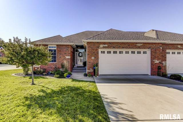 20 Mashie Court, Springfield, IL 62707 (#CA1003031) :: RE/MAX Preferred Choice