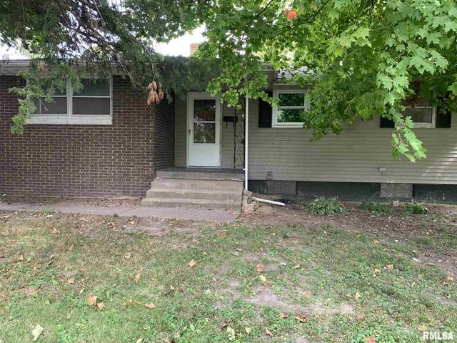 703 S Jefferson Street, Lewistown, IL 61542 (#PA1219587) :: Paramount Homes QC