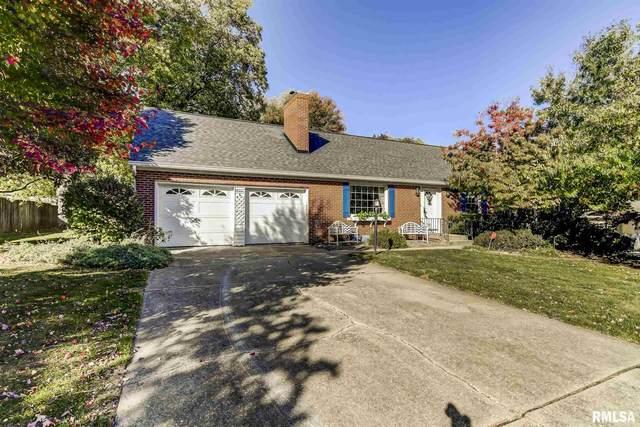 16 Circle Drive, Rochester, IL 62563 (#CA1003059) :: Paramount Homes QC