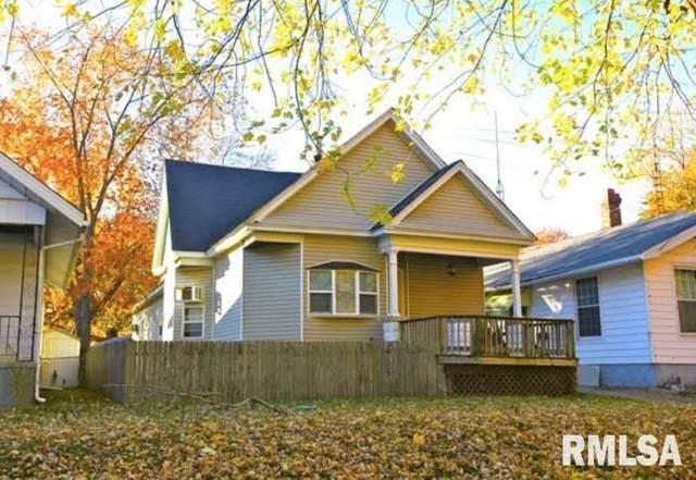 2321 S 10TH Street, Springfield, IL 62702 (#CA1003080) :: Nikki Sailor | RE/MAX River Cities
