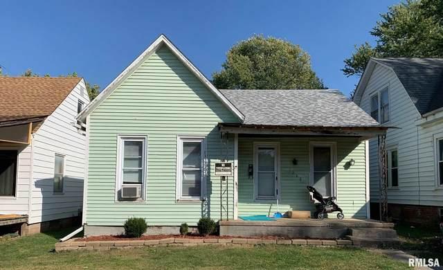 1248 Ledlie Avenue, Springfield, IL 62702 (#CA1003082) :: RE/MAX Preferred Choice