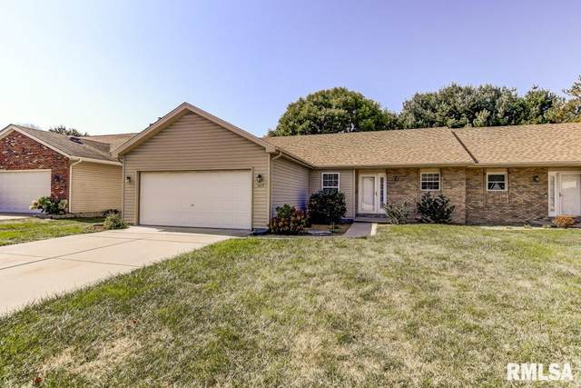 1619 Thornhill Drive, Springfield, IL 62711 (#CA1003083) :: Paramount Homes QC
